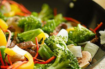 Full Service - Soul of Food Catering München - Gemüse