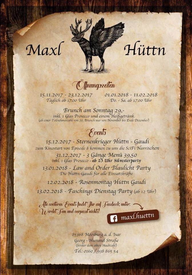 Soul of Food Catering - Maxlhüttn Events