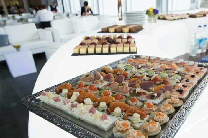 Referenzen - Partyservice München, Fingerfood München, Catering München